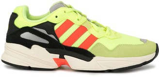 adidas Yung-96 lace up sneakers