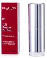 Clarins Joli Rouge Brillant (Perfect Shine Sheer Lipstick) - # 06 Fig - 3.5g/0.12oz