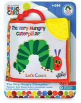 Eric Carle Caterpillar Let's Count Soft Book