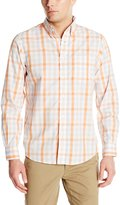 Dockers Long Sleeve Roadmap Button Down Collar Shirt