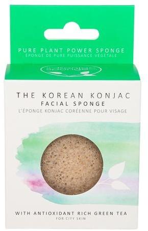 The Konjac Sponge Company Premium Eco-Friendly Facial Puff with Green Tea
