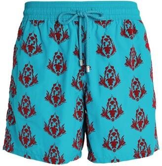 Vilebrequin Pranayama Turtles Swim Shorts
