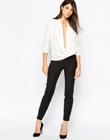 Reiss Camron Skinny Cropped Pants