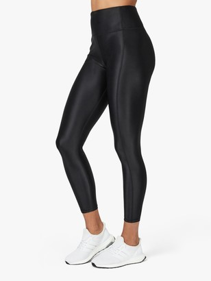 Sweaty Betty High Shine 7/8 Gym Leggings