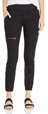 XCVI Malanda Ruched Cargo Pants