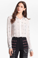 Clover Canyon Embellished Top