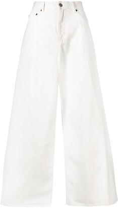 MM6 MAISON MARGIELA Open Slits Skirt