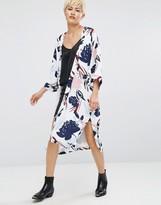 Minimum Askini Kimono