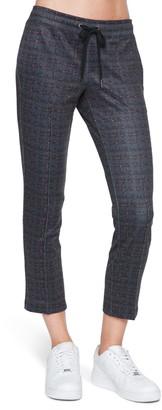 Pam & Gela Tweed Crop Track Pants