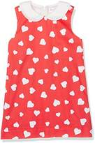 Rachel Riley Girl's Heart Shift Dress