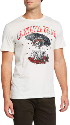 Chaser Men's Grateful Dead Band T-Shirt