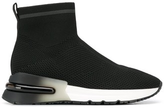 Ash Kyle high-top sock trainers