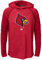 adidas Little Boys' Louisville Cardinals Ultimate Hooded T-Shirt