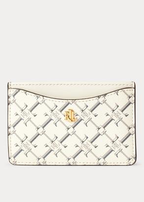 Ralph Lauren Heritage Card Case