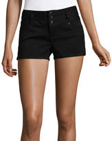 Blue Spice 2 1/2 High Rise Denim Shorts-Juniors