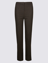 Classic Wool Blend Trousers