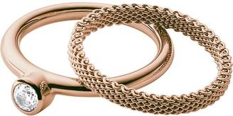 Skagen Women's Rose Gold Ring SKJ0852791-505
