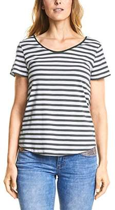 Street One Women's 312267 Gerda Stripe T - Shirt,8