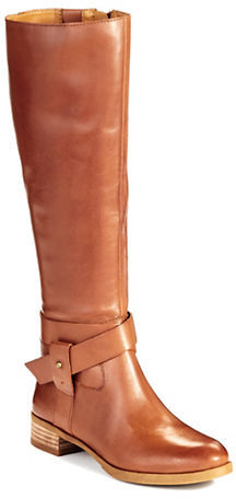 Nine West Vecelia Wide Calf Riding Boots