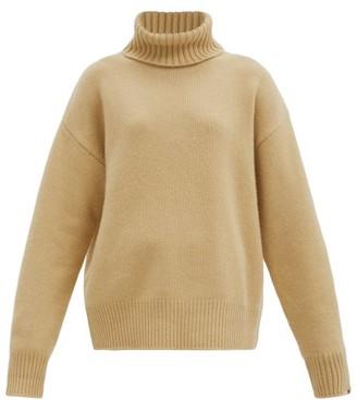 Extreme Cashmere No. 20 Oversize Extra Stretch-cashmere Sweater - Camel