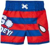 Marvel Spiderman Swim Trunk (Baby) - Red - 18 Months
