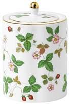 Wedgwood Wild Strawberry Tea Caddy