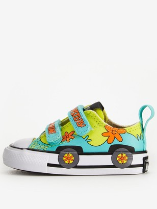 Converse x Scooby-Doo Easy-On Chuck Taylor All Star Toddler Trainer