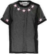 Givenchy star mesh T-shirt