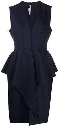 Stella McCartney Ruffle Front Mini Dress