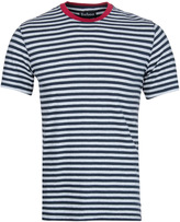 Barbour Ark Navy Striped Crew Neck T-shirt