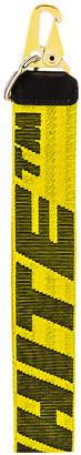 Off-White 2.0 Industrial Key Holder in Yellow & Black | FWRD