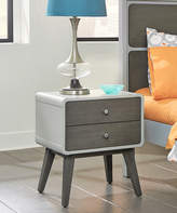 East End Two-Drawer Nightstand