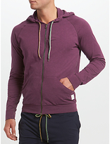 Paul Smith Loungewear Loopback Hoodie, Purple