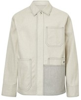 Oamc Control jacket in cotton