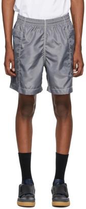 Nanamica Grey Deck Shorts