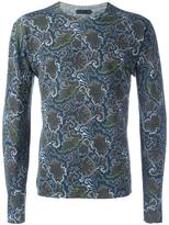 Etro printed jumper - men - Cotton - M