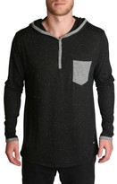 Imperial Motion Men's Franco Hooded Henley