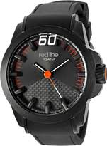 Redline Red Line Men's ' Zone' Quartz Stainless Steel Casual Watch (Model: RL-305-BB-01-OA)