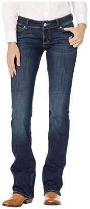 Wrangler Retro Sadie Bootcut (Dark Wash) Women's Jeans