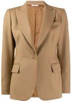 P.A.R.O.S.H. flap pockets blazer