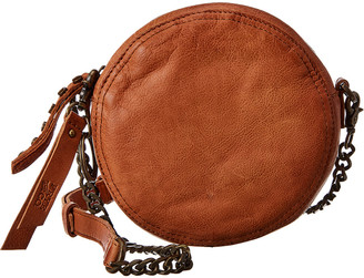 Frye Riley Leather Circle Bag