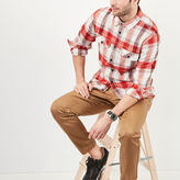 Roots Bell River Plaid Shirt