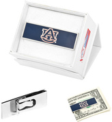 Cufflinks Inc. Men's Auburn University Tigers Money Clip
