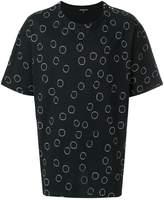 Ann Demeulemeester circle print T-shirt