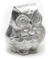 Three Posts Aluminum Owl Figurine
