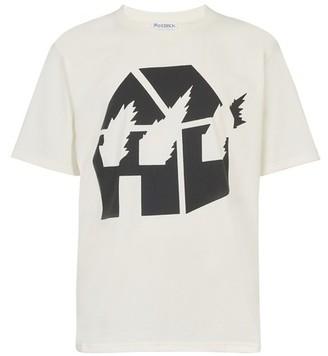 J.W.Anderson Burning House Tee-shirt - JWA x David Wojnarowicz
