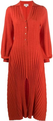 Temperley London Tabitha ribbed knit dress