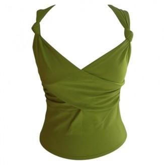 Valentino \N Green Viscose Tops