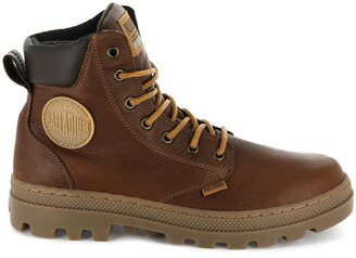 Palladium Plboss Sc Wo Leather Boots