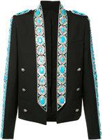 Balmain embellished jacket - men - Cotton - 54